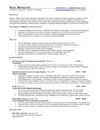 Best Resume Format For Managers by Best Resume Format For Managers Free Resume Example And Writing