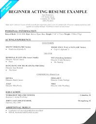 model resume exles modeling resume template medicina bg info
