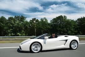 white lamborghini gallardo spyder every lamborghini gallardo model produced car dan