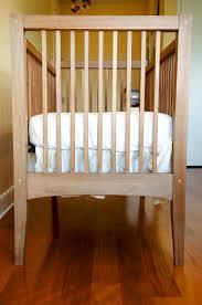 Mini Rocking Crib Top Alpha Mini Rocking Crib Davinci White Dijizz