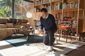 Eames House Floor Plan Conserving The Eames House A Case Study In Conservation