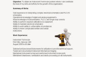 Sterile Processing Technician Resume Sample by Instrument Technician Resume Reentrycorps