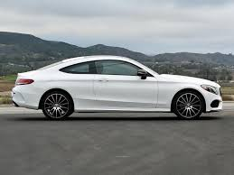 mercedes c300 amg wheels report 2017 mercedes c class coupe ny daily