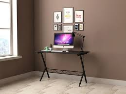 amazon com modern design computer desk durable workstation for