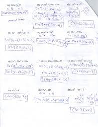 quadratic formula worksheet answers worksheets
