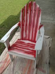 How To Paint An Adirondack Chair Kristen F Davis Designs May 2013