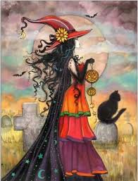 84 Best Witches Images On Pinterest Witches Halloween Witches by 94 Best Witch Illustrations Images On Pinterest Halloween