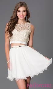 two piece white and gold prom dress a wonderful start u2013 always