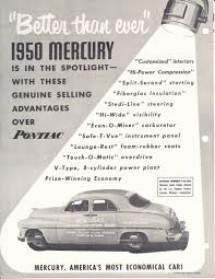Vintage Car Sales Los Angeles Let U0027s Turn The Spotlight On 1950 Mercury Vs Pontiac Mercury