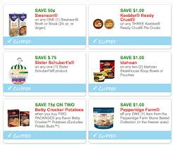 thanksgiving coupons from pie crusts to broth and more