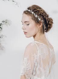 bridal headpieces uk enchanting ethereal bridal headpieces by debbie carlisle secret