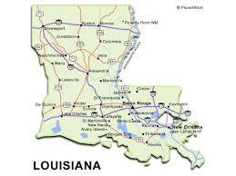 Louisiana Rivers Map Showme Screencast