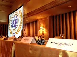 Un Delegates Dining Room Politics Business And Technology 3 Takeaways From The Chicago