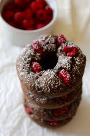 chocolate raspberry dessert dark chocolate raspberry baked donuts u0026 a wedding update