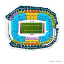 map us bank stadium map us bank stadium major tourist attractions maps