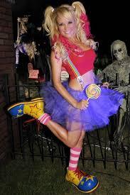 Womens Clown Halloween Costumes 25 Clown Costume Ideas Clown Makeup