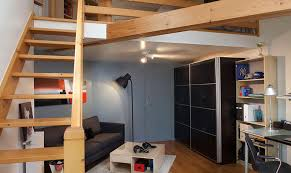 chambre ado mezzanine chambre d ado avec escalier conduisant à la mezzanine mezzanine