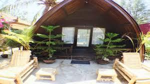 coral beach 2 bungalow gili trawangan indonesia youtube