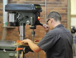 King Woodworking Tools Canada by Bench Top Drill Press Canadian Woodworking Magazine