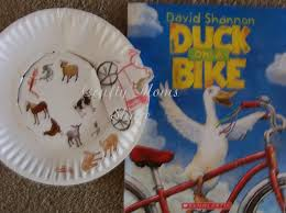 crafty moms share virtual book club for kids duck on a bike