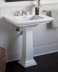 Kohler Small Pedestal Sink Kohler K2268 8 Memoirs Pedestal Lavatory With 8