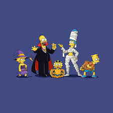 wallpapers for halloween the simpsons wallpaper for iphone wallpaper