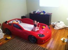 step2 corvette toddler to bed with lights step2 corvette convertible toddler to bed with lights