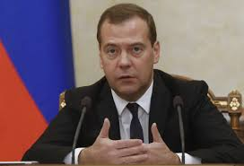 Russian Cabinet Moscow Russian Pm Moscow Ready To Cooperate With West