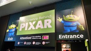 exhibit review the science of pixar at the museum of science