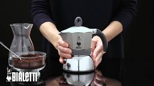 espresso maker bialetti bialetti moka induction how to video youtube