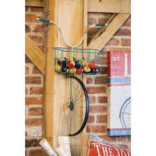 Metal Wall Planter by Bicycle Wall Decor Iron Bicycle Wall Dcor At Acorn Xa With