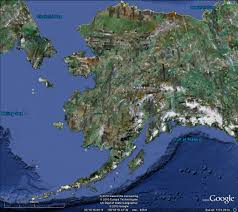 Gulf Of Alaska Map by Mapping Alaska Scandinavia Trip