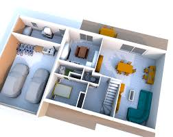 trendy inspiration ideas 9 home design 3d plan maison plans
