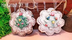 ornaments dough ornaments salt dough