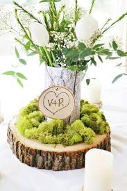 best 25 moss centerpiece wedding ideas on pinterest moss