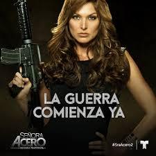 Seeking Temporada 1 Mega Feature The Heroines Of Telenovelas With Guns