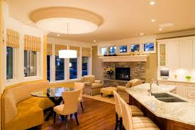 Round Table Reno Living Room Four Brothers Dc Reno Features Living Room With Brown