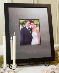 wedding autograph frame wedding guestbooks guest book platters