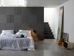 peinture chambre gris couleur peinture chambre à coucher 30 idées inspirantes