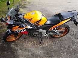 honda cbr 125 r 125 cm 2012 joensuu motorcycle nettimoto