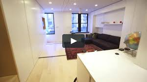360 Square Feet In Meters by Gizmodo The Tiny Transforming Apartment That Packs Eight Rooms