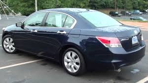 honda accord exl 2009 for sale 2009 honda accord ex l 3 5 1 owner stk 20050a