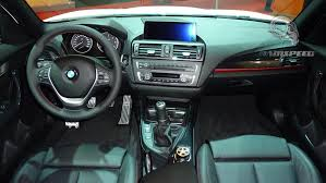 bmw 125i interior ac schnitzer interior upgrades for bmw 1 series f20 ramspeed