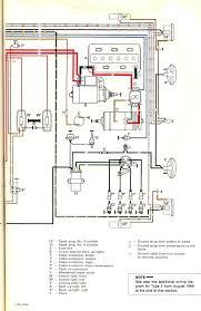 1970 bus wiring diagram thegoldenbug com