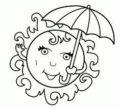 summer coloring pages for kids to print out kids coloring