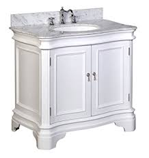 kitchen bath collection vanities kitchen bath collection kbc a36wtcarr katherine bathroom vanity