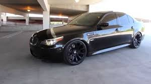 2006 bmw m5 horsepower 2006 bmw m5 custom blacked out m5 e60 520 hp loaded