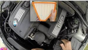 2008 bmw 328xi change how to change air filter 2006 2010 bmw e90 bmw air filter