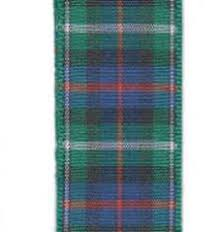 plaid ribbon plaid ribbon edinburgh plaid tartan ribbon mackenzie