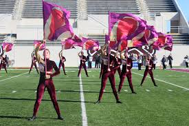Color Guard Flags Home Articles About Marching Band Drum Corps Winter Guard Drum